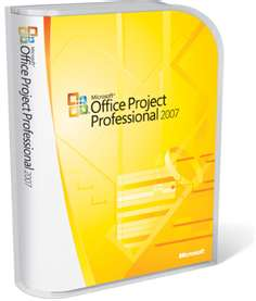 Buy cheap Msoffice Project Professional 2007 SP2