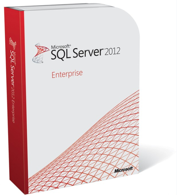 Microsoft SQL Server 2012 Enterprise - Click Image to Close