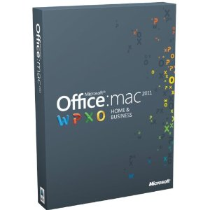 Office for Mac Home and Business 2011 (2-Licenses)