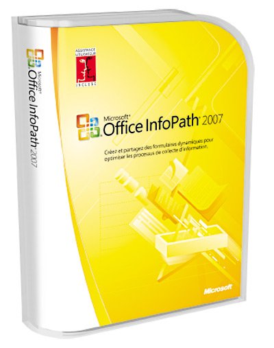 Microsoft Office InfoPath 2007 - Click Image to Close