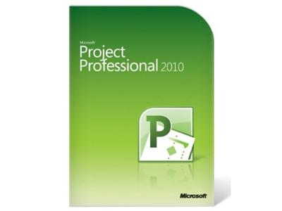 Microsoft Project Professional 2010 - Click Image to Close