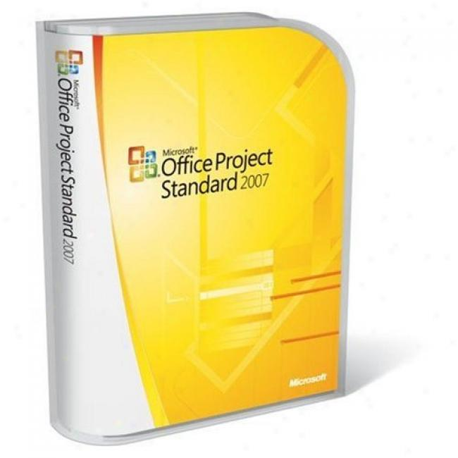 Microsoft Office Project Standard 2007