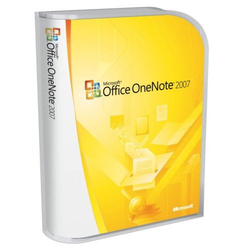 Microsoft Office OneNote 2007 - Click Image to Close