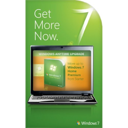 Windows 7 Starter to Home Premium Anytime Upgrade - Click Image to Close
