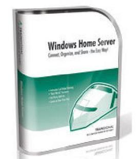 Windows Home Server with Power Pack 1 - Click Image to Close