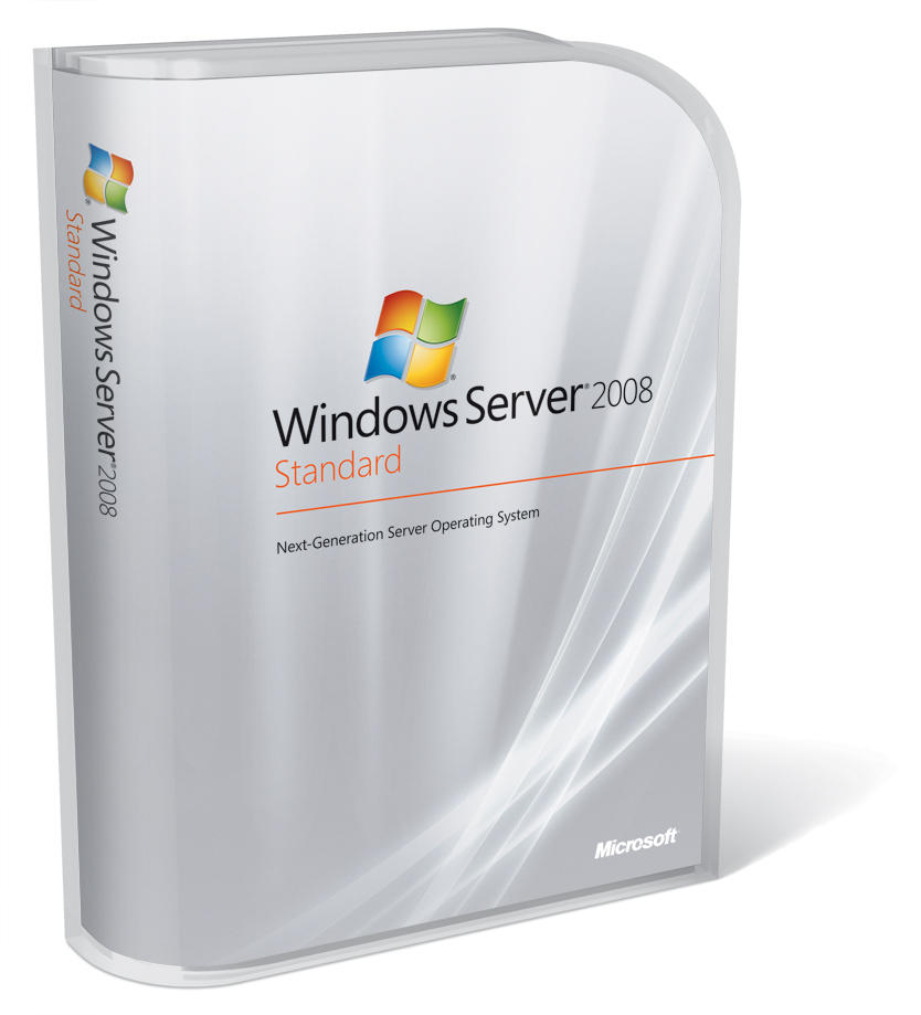 Microsoft Windows Server 2008 Standart R2 - Click Image to Close
