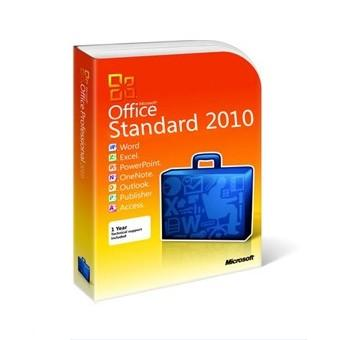 Microsoft Office Standard 2010 - Click Image to Close