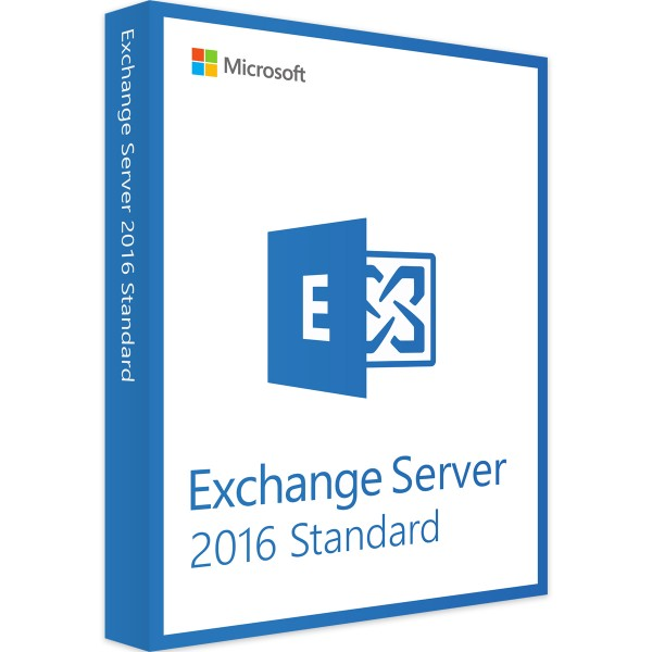 Exchange Server 2016 Standard - Click Image to Close